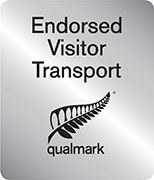 Qualmark Endorsed Visitor Transport